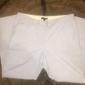 🛍BOGO 1/2 OFF- J. Crew Slim Cropped Pants